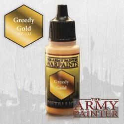 Warpaints Greedy Gold