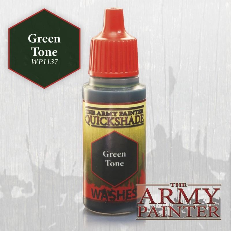 Warpaints Green Tone Ink