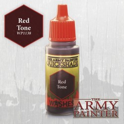 Warpaints Red Tone Ink