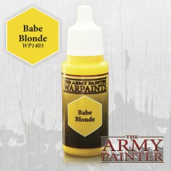 Warpaints Babe Blonde