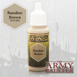 Warpaints Banshee Brown
