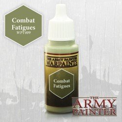 Warpaints Combat Fatigues