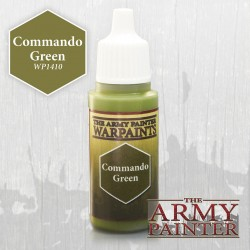 Warpaints Commando Green