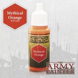 Warpaints Mythical Orange