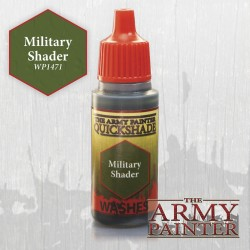 Warpaints Military Shader