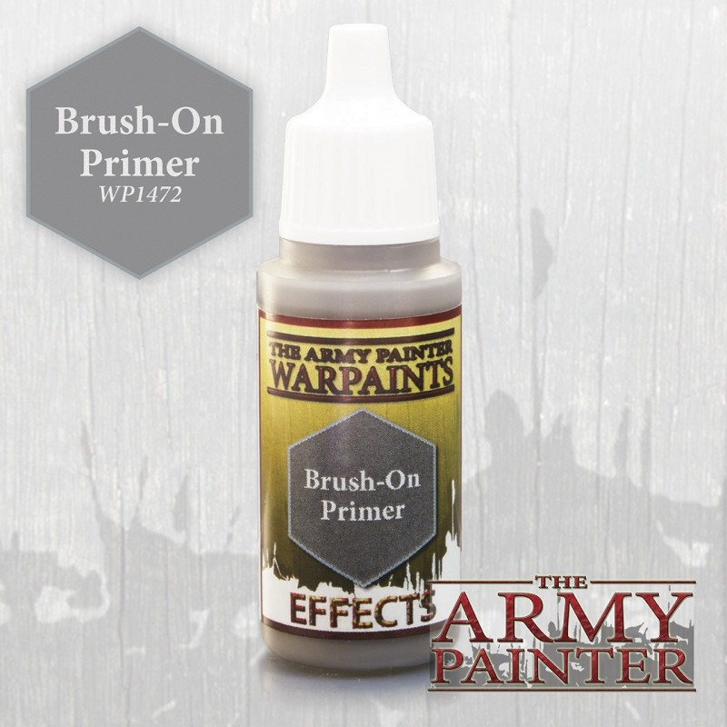 Warpaints Brush-on Primer