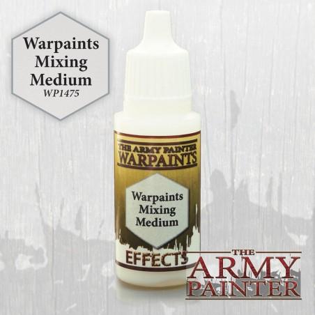 Warpaints Warpaints Mixing Medium