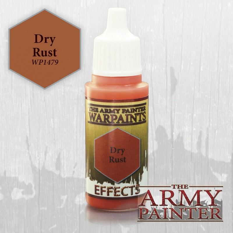 Warpaints Dry Rust