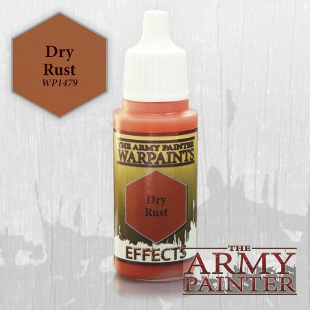 Warpaints Dry Rust