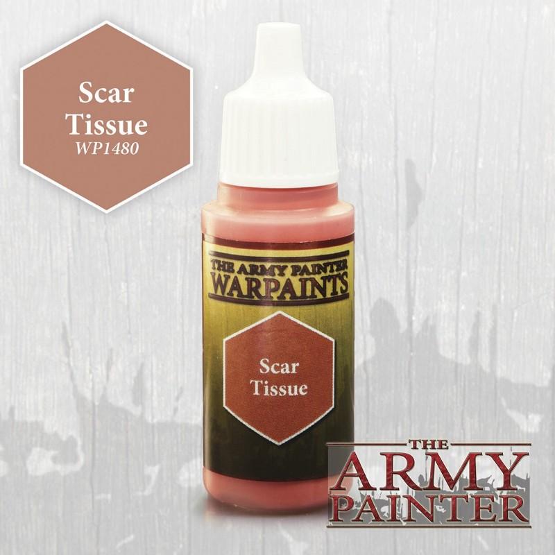 Warpaints Scar Tissue