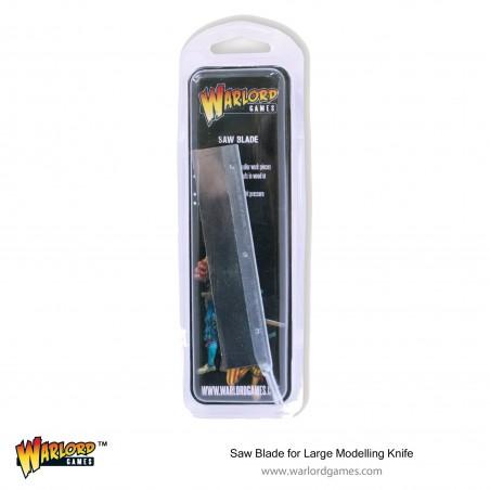 Scie de modélisme pour large couteau de modélisme - Saw Blade for Large Modelling Knife (42 TPI)