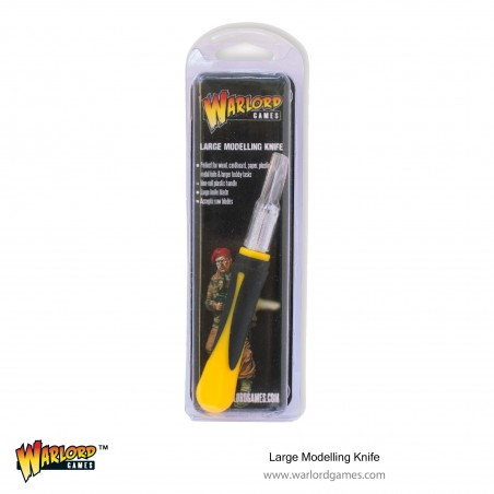 Large couteau de modélisme - Large Modelling Knife