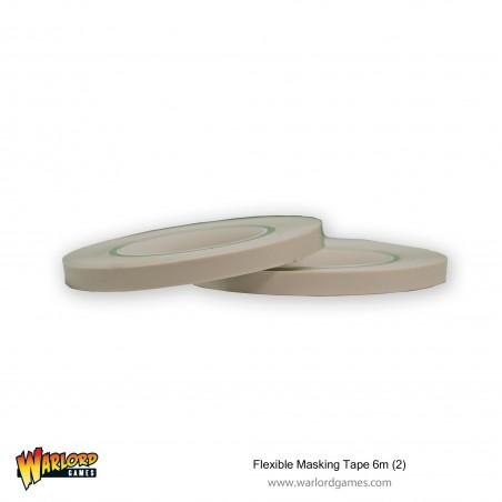 Ruban de masquaque fléxible - Flexible Masking Tape 6mm (2)