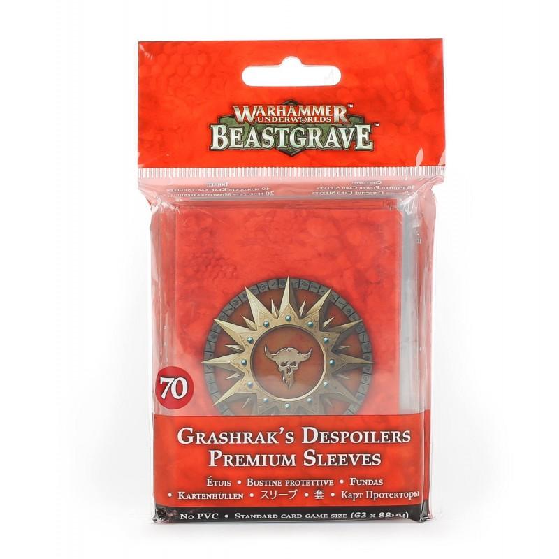 Warhammer Underworlds: Beastgrave – Étuis Profanateurs de Grashrak