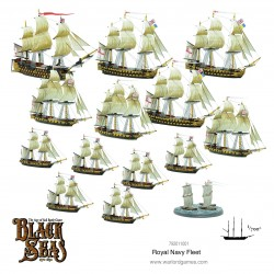 Royal Nay Fleet (1770 - 1830)