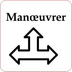 Pion Ordre - Manoeuvrer