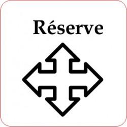 Pion Ordre - Réserve