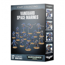 Start Collecting! Vanguard...