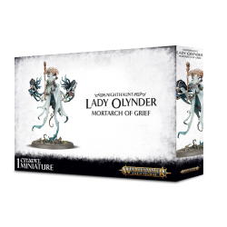 Lady Olynder, Mortarch of...
