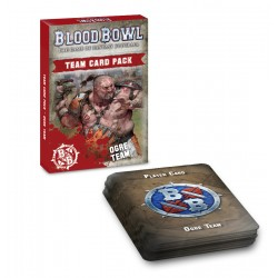 Blood Bowl Ogre Team Card...