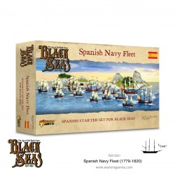 Spanish Navy Fleet (1770 -...
