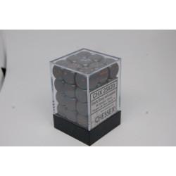 Opaque 12mm d6 Dark Grey...