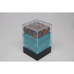 Gemini™ Polyhedral Red-Teal...