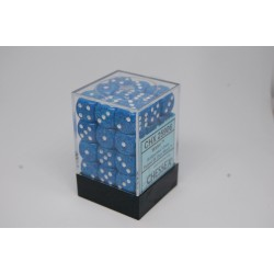 Speckled 12mm d6 Water Dice...