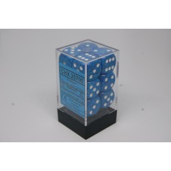 Speckled 16mm d6 Water Dice...