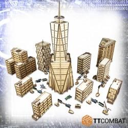 TTCombat - Sci-Fi X...