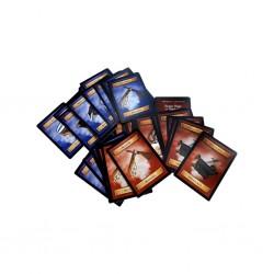 Cartes Tuniques Rouges &...