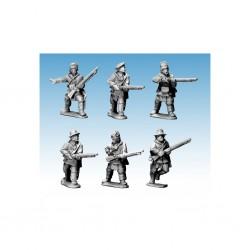 Rangers Britanniques 3 (6...