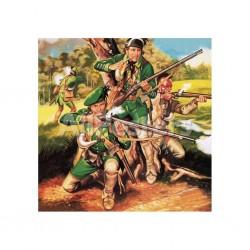 Force de Rangers (Officier,...