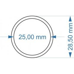 Adaptateur diamètre 25mm...