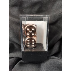 Copper Metallic 16mm d6...