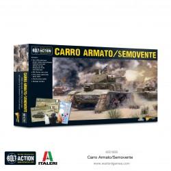 Carro Armato and Semovente