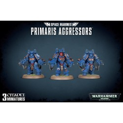 Space Marines: Agressors...