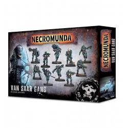 Necromunda Gang Van Saar