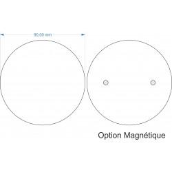Socle rond diamètre 90mm