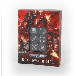 Set de dés Deathwatch