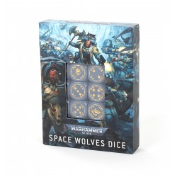 Set de dés Space Wolves