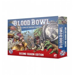 Blood Bowl: Édition Seconde...
