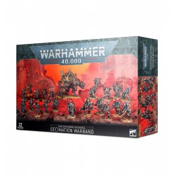 Chaos Space Marines:...