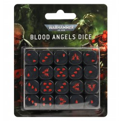 Set de dés Blood Angels