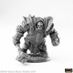 Bones Black: Maggotcrown...