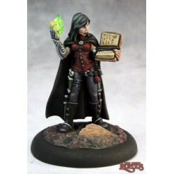 Nonalla Ellinad, Elf Wizard