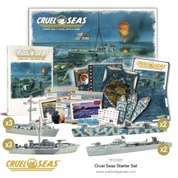 Cruel Seas Starter Set -...