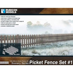 Picket Fence Set 1