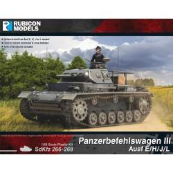 Panzerbefehlswagen III Ausf...