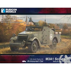M3A1 Scout Car (Early &...